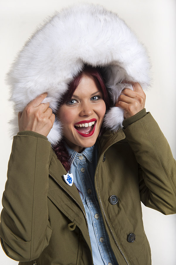 BBC Blue Peter Presenter lindsay CBBC Blue Peter presenters tv stills photographer