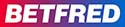 Logo from Betfred betting shop photographer Jon Parker Lee