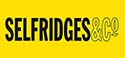 Logo from SELFRIDGES Departments Store London Manchester Photographer Jon Parker Lee