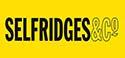 Logo from SELFRIDGES Departments Store London Manchester Photographer Jon Parker Lee