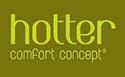 Logo Hotter Shoes photography Jon parker lee