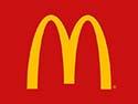 Logo of McDonalds restaurant customer of photographer Jon parker lee