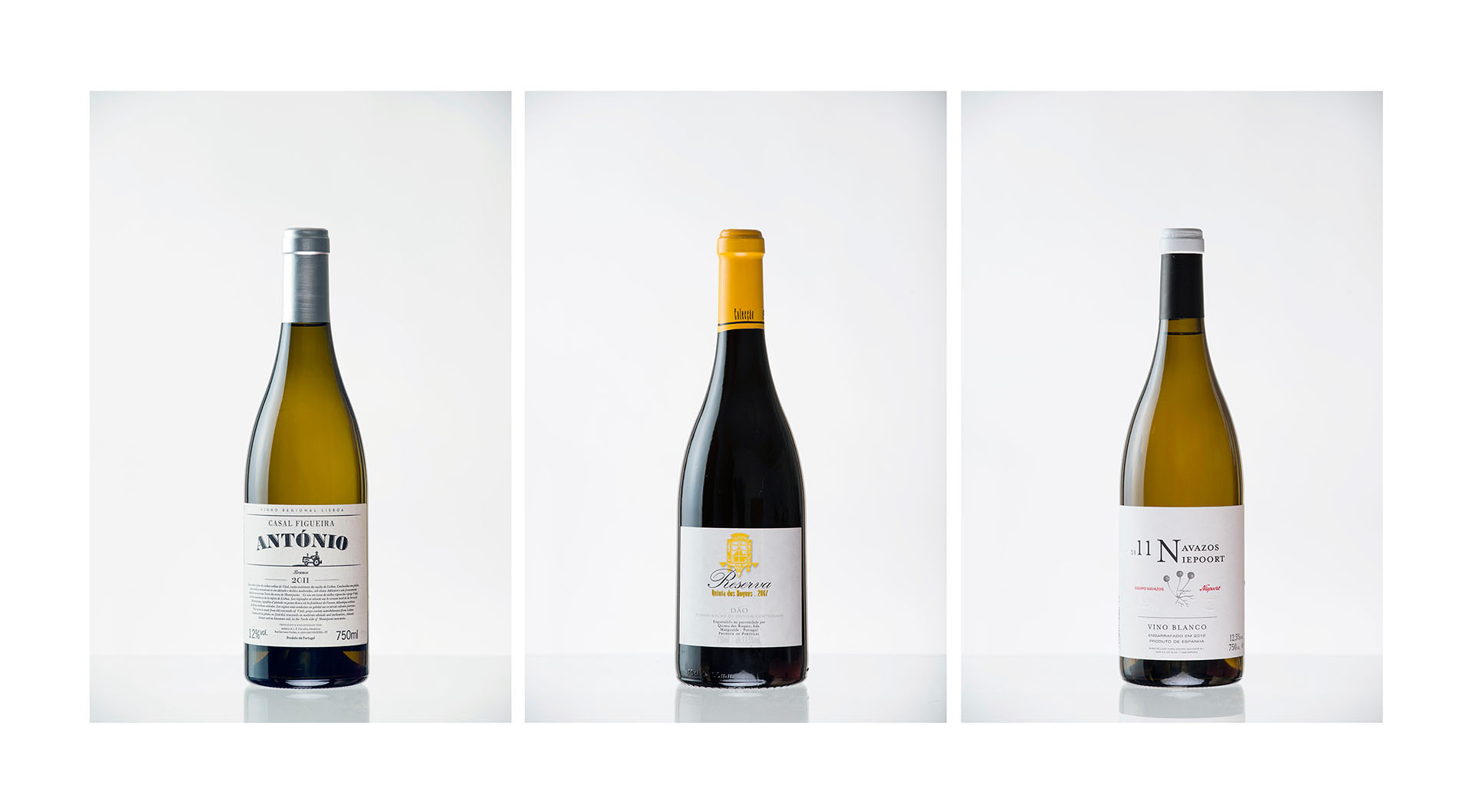 Photograph of new products for wine merchant importer product photography Jon Parker Lee Manchester UK