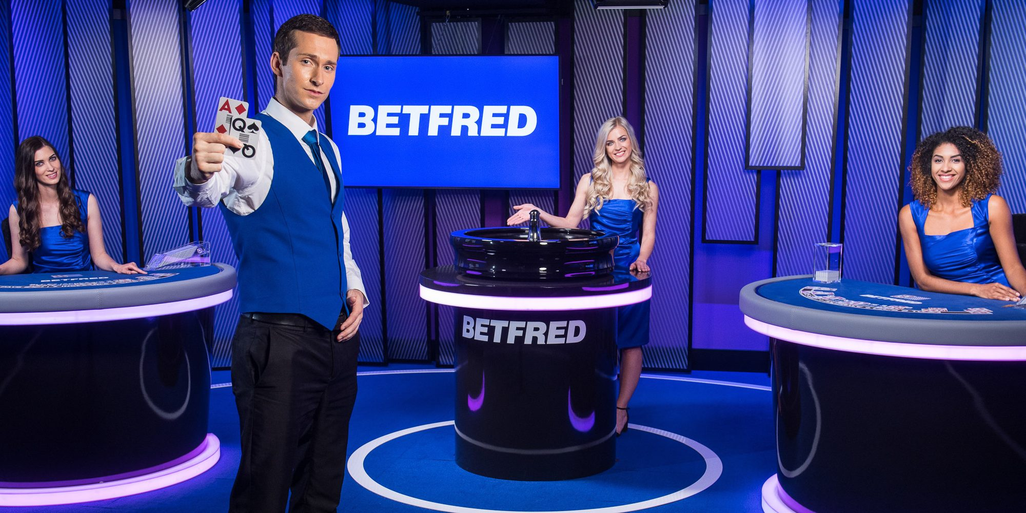 photograph of Betfred live casino games Riga studios gaming online gambling