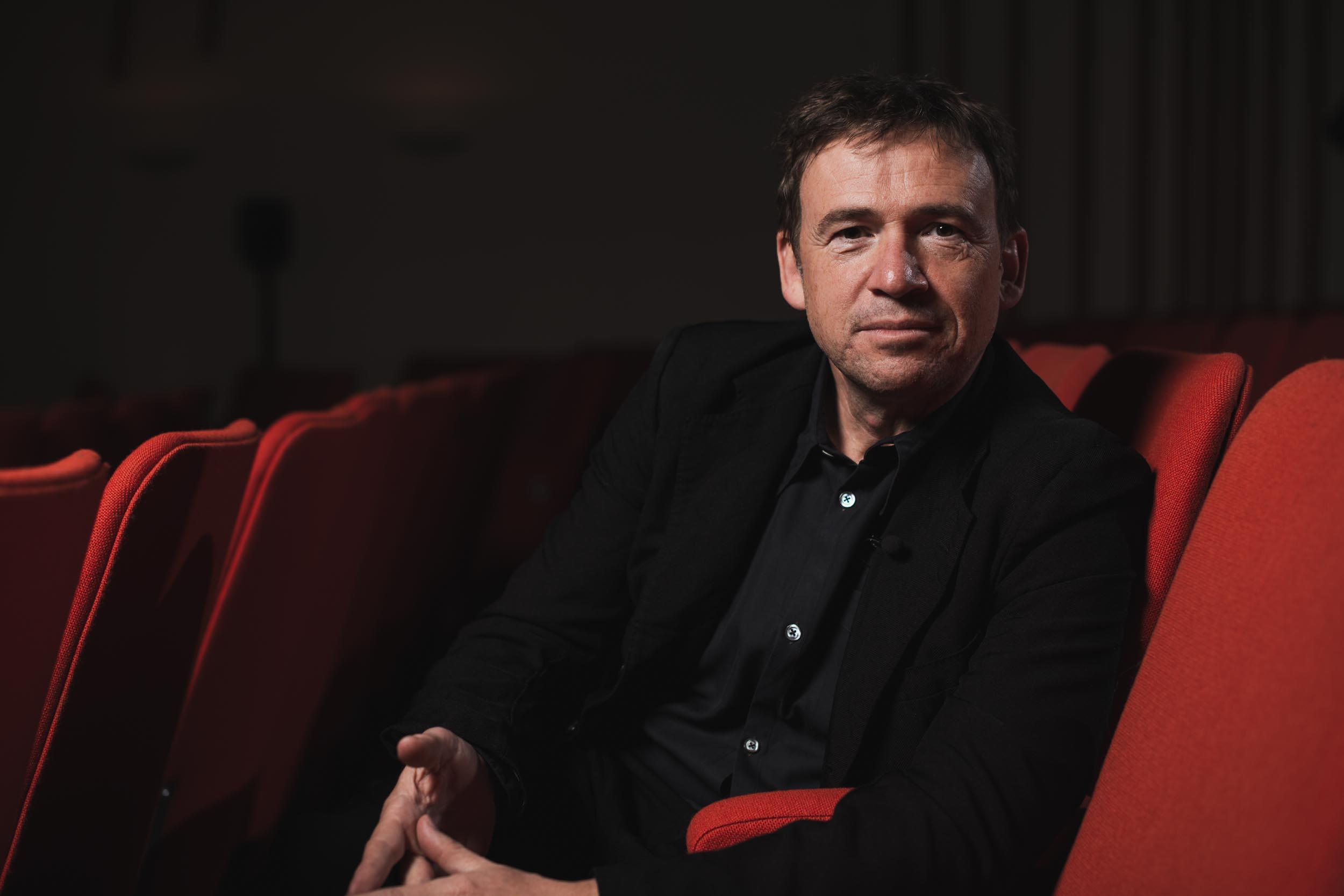 David Nicholls University of Manchester Manchester Literature Festival