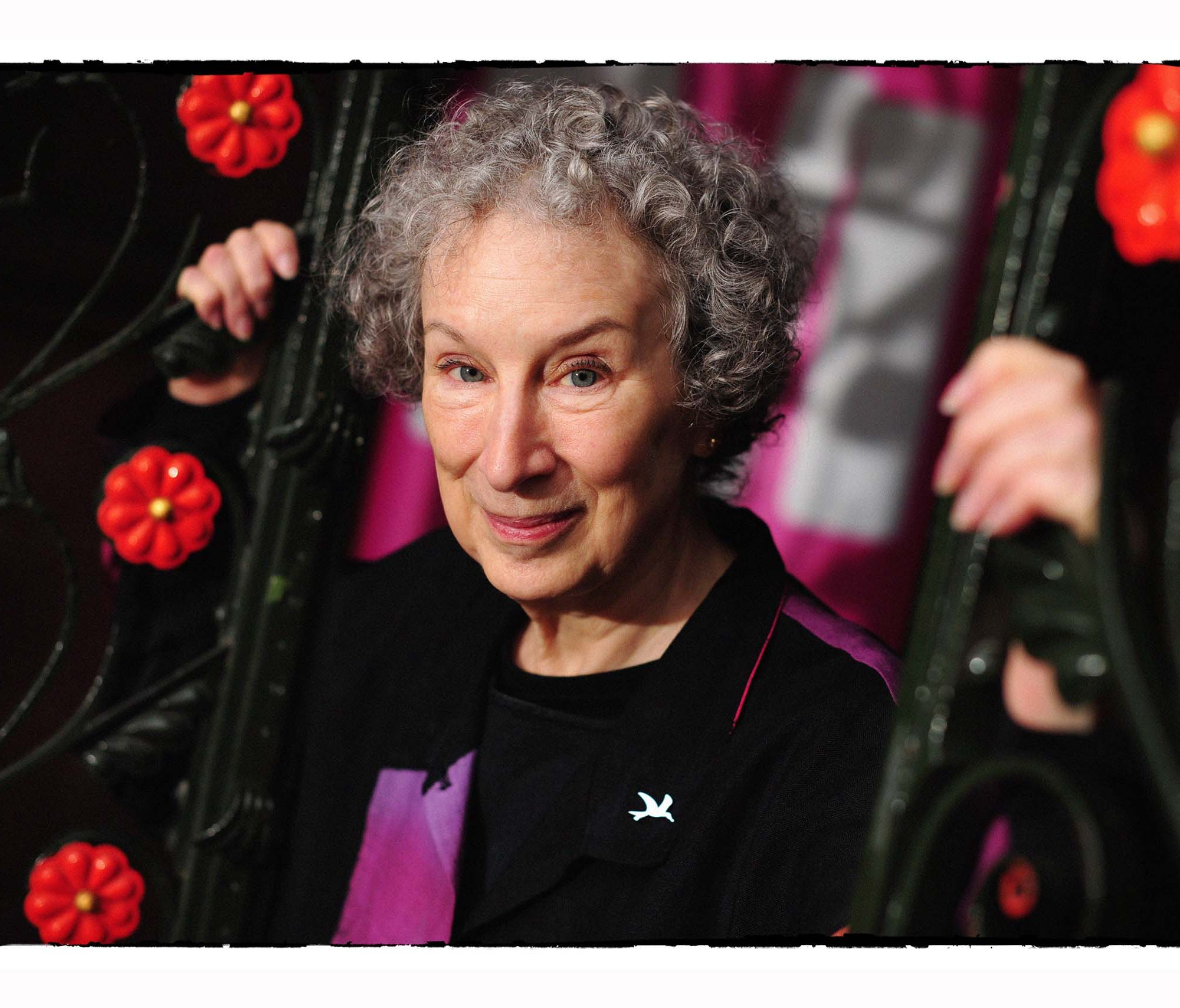 Booker Prize Winner 2019 Author Margaret Atwood The Testaments Handmaids Tale