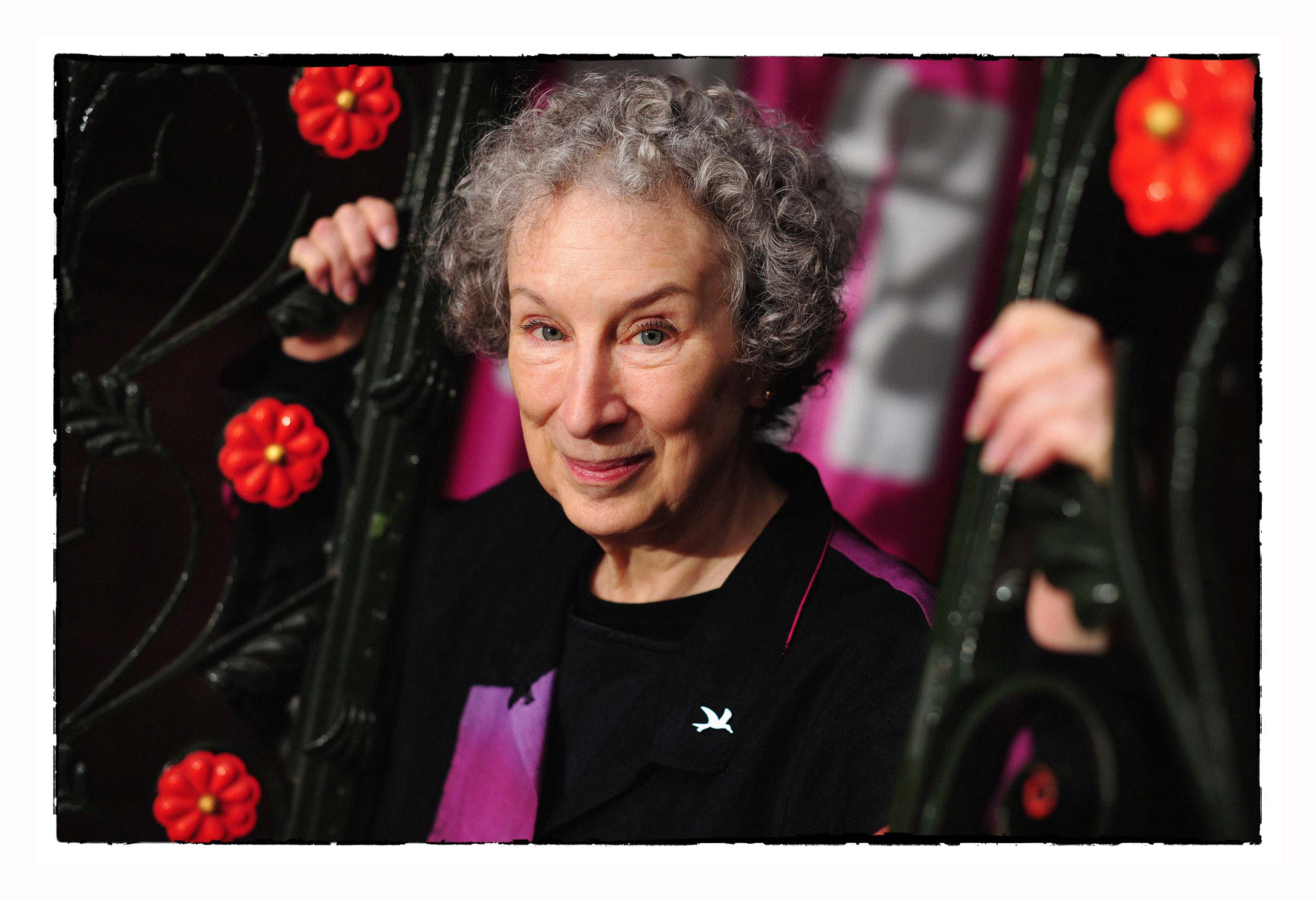 Booker Prize Winner 2019 Author Margaret Atwood The Testaments Handmaids Tale Photography by Jon Parker Lee