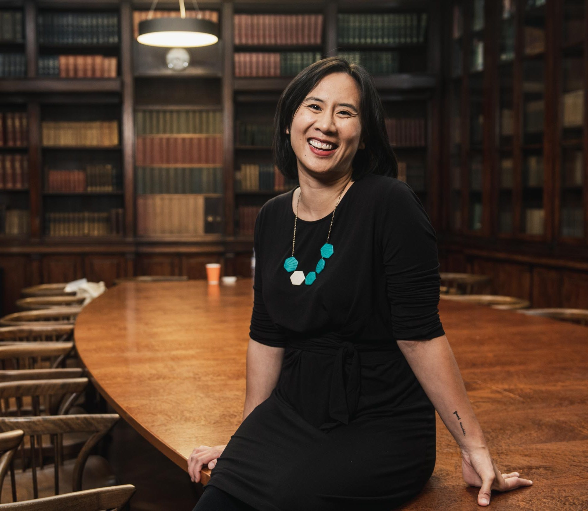 Celeste Ng Manchester Central Library Manchester Literary Festival
