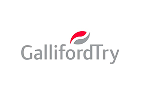 Logo from GALLIFORD TRY Construction photographer Jon Parker Lee