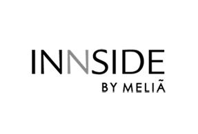 Logo from Innside Melia Hotel photography Jon Parker Lee