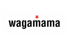 Logo from Wagamama restaurant photographer Jon parker lee