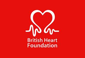 British Heart Foundation logo charity photography client Manchester photographer Jon Parker Lee ltd