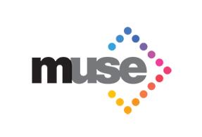 Muse Developments Logo property developer client of Jon Parker Lee photography